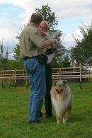 Couwie mit Jimmy Tait 2008