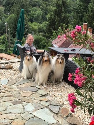 Urlaub in Ungarn mit Jette, Bär und Liese
